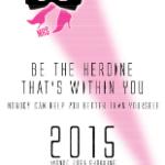 Calendario Mondo Rosa Shokking 2015, progetto benefico contro la violenza di genere